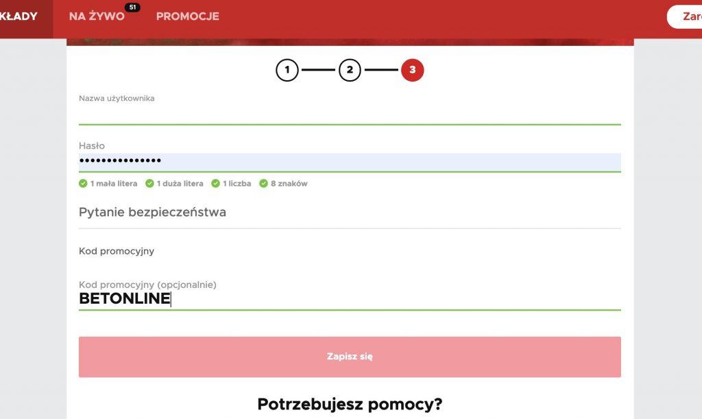 BetClic kod bonusowy. Premia 1000 PLN na start!